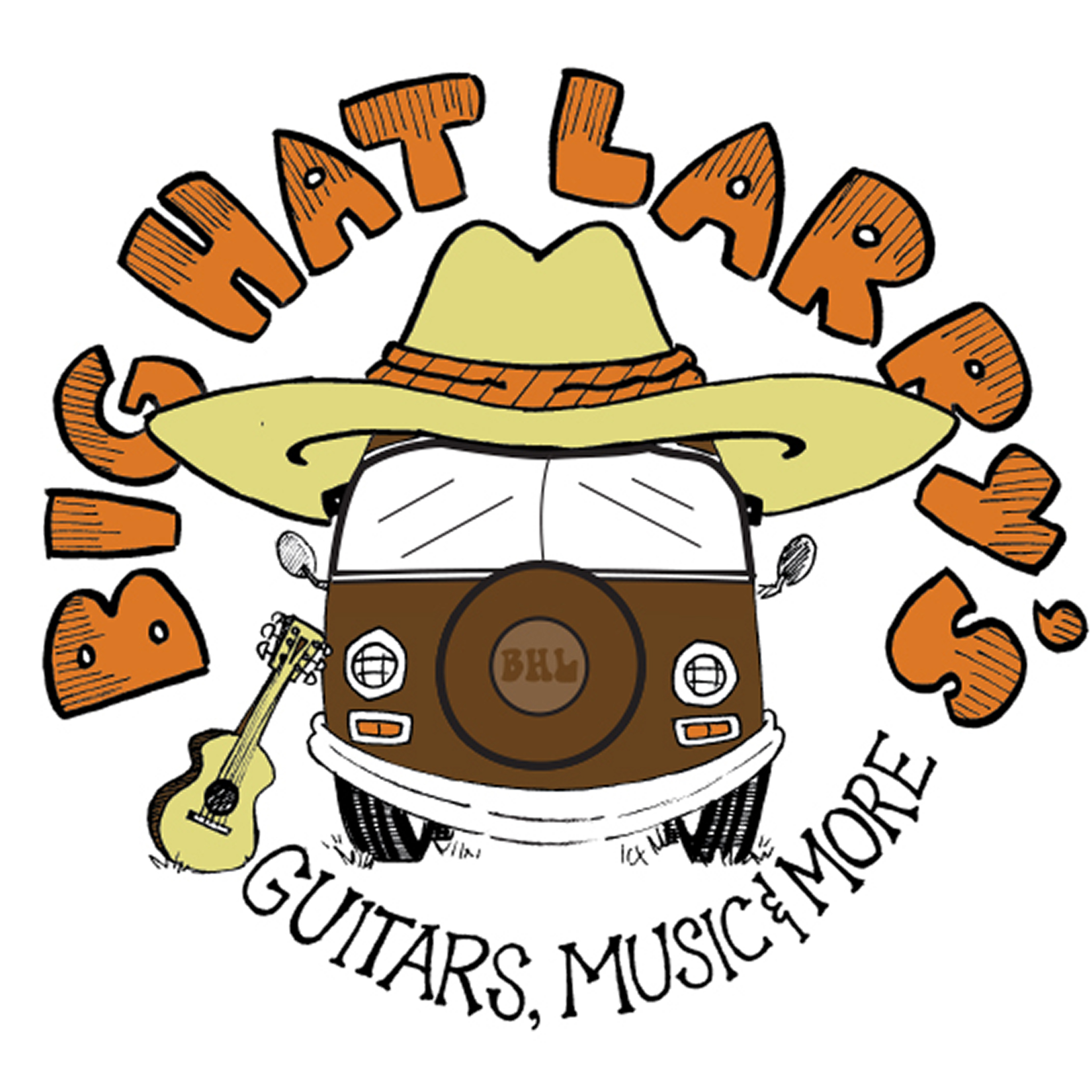 Big Hat Larry's Guitars, Music & More